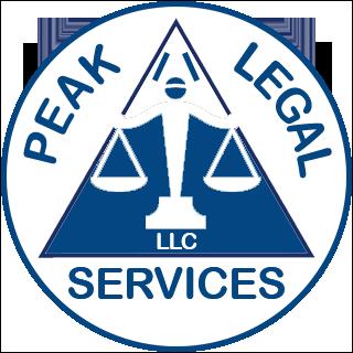 Peak Legal Services logo